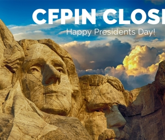 Presidents Day Closed