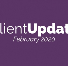 Client Update February 2020